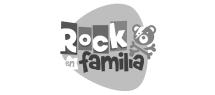 logotipo cliente rock en familia